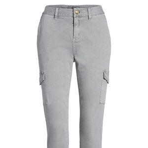 Vineyard Vines garment dyed skinny utility pants 6